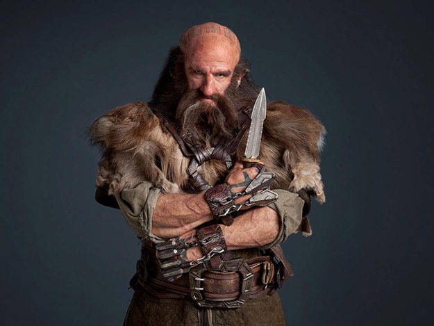 Graham McTavish como Dwalin