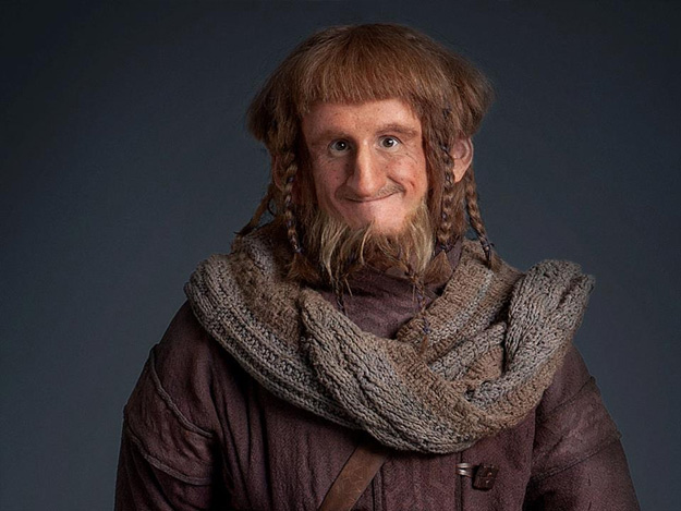 Adam Brown como Ori