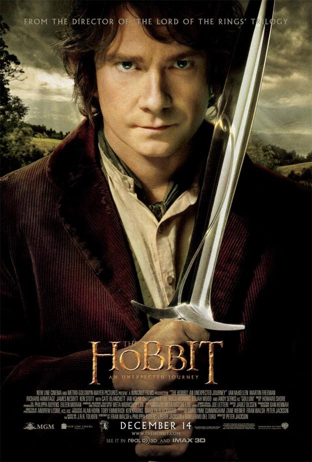Un nuevo cartel de El Hobbit: Un Viaje Inesperado