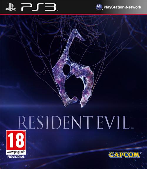 Portada del Resident Evil 6 para PS3