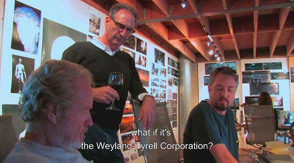 Esta imagen es para cagarse... ¿Weyland-Tyrell Corporation?