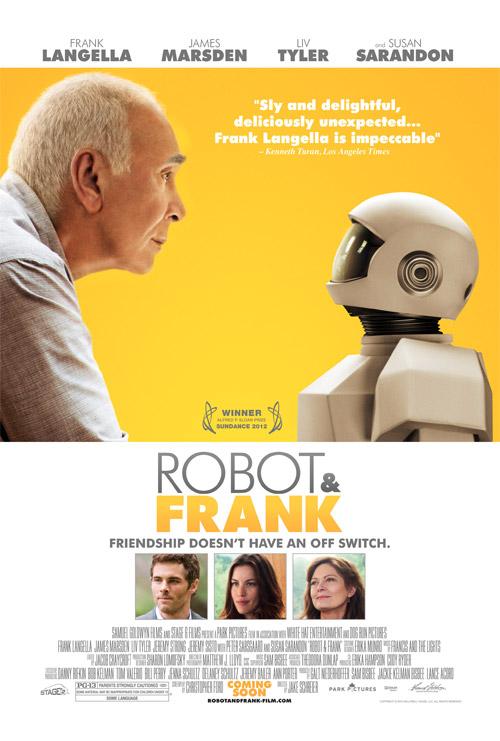 Póster de Robot & Frank