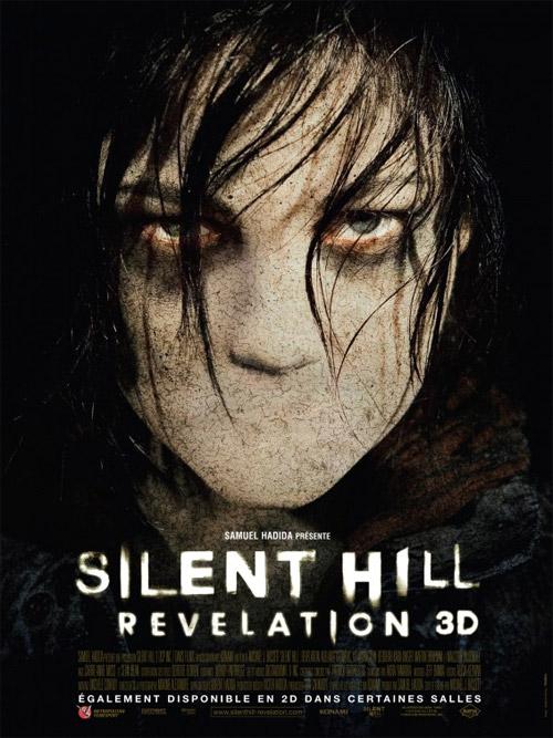 Otro chulo cartel de Silent Hill: Revelation 3D, y que encima nos devuelve al pasado