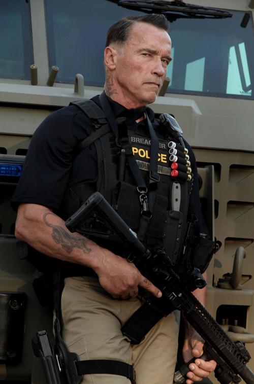 Primera imagen de Arnold Schwarzenegger en Ten de David Ayer