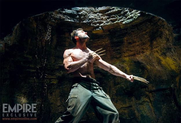 Un nuevo vistazo a The Wolverine nos descubre las famosas garras de hueso