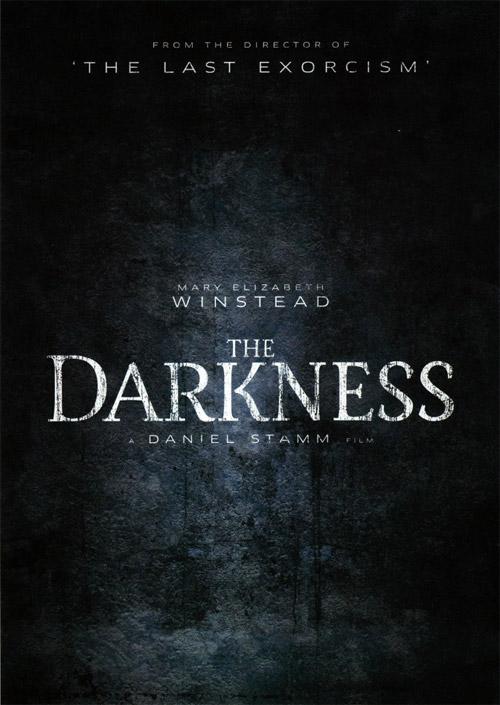 Primer cartel de The Darkness, lo nuevo de Daniel Stamm