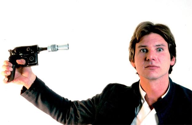 ¿Podría volver Harrison Ford como Han Solo en Star Wars: Episode VII?