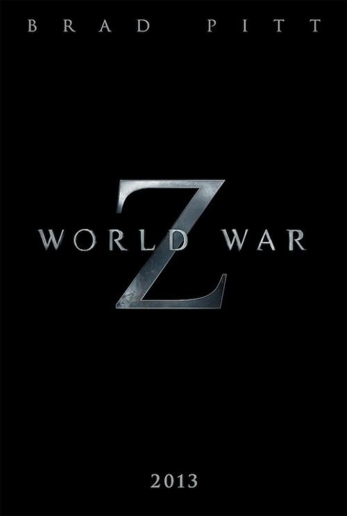 Teaser póster de Guerra Mundial Z