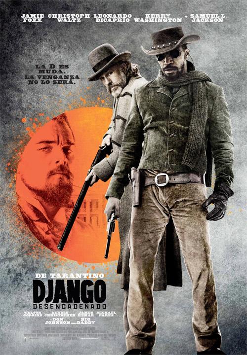 Nuevo cartel internacional de Django desencadenado