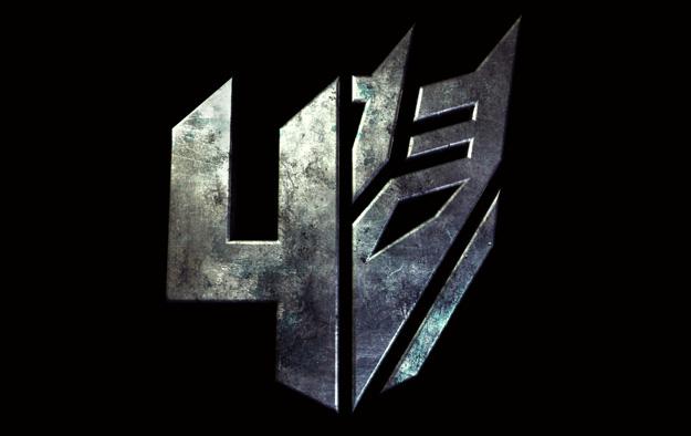 El logo oficial de Transformers 4 de Michael Bay
