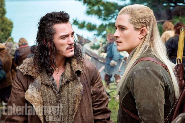 Esta imagen se merece un OMFG a grito pelado... menuda mirada perdida la de Legolas!