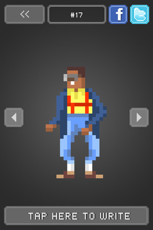 Pantalla de Pixelworld #2