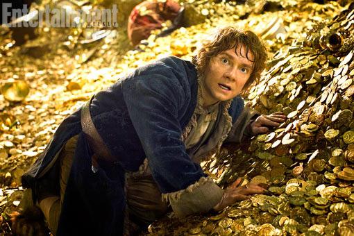 Primera imagen de El Hobbit: La Desolación de Smaug