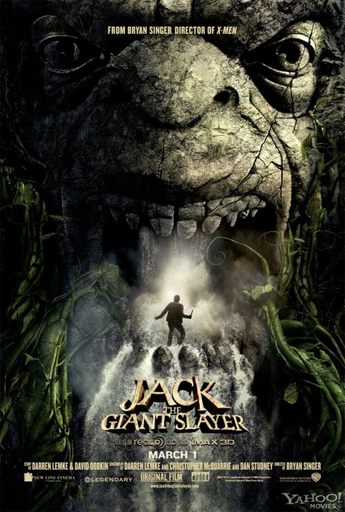El nuevo cartel de Jack the Giant Slayer