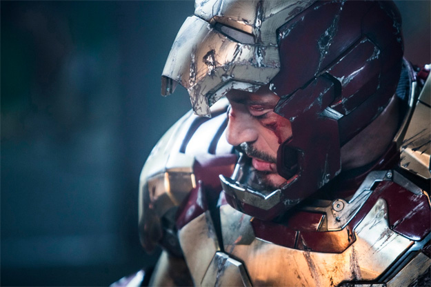 Una nueva imagen de Iron Man 3 deja claro que Tony Stark tendrá que sufrir su propio infierno