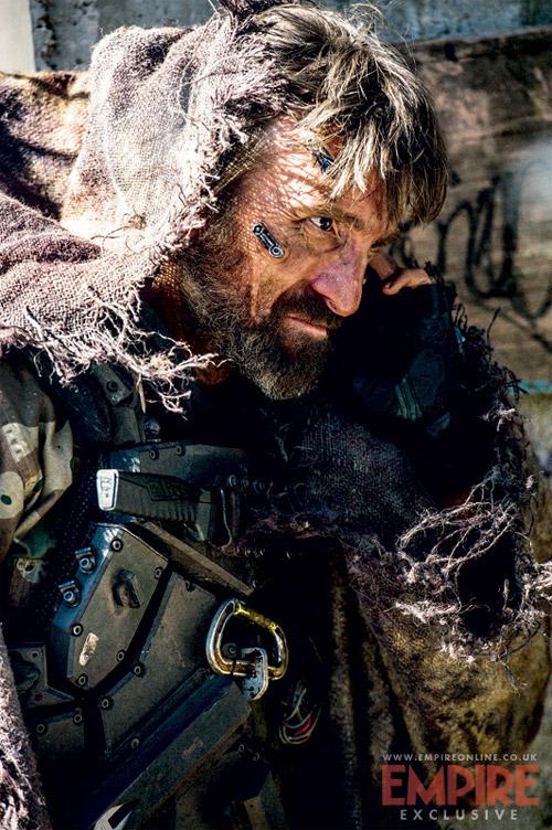 Sharlto Copley como Kruger