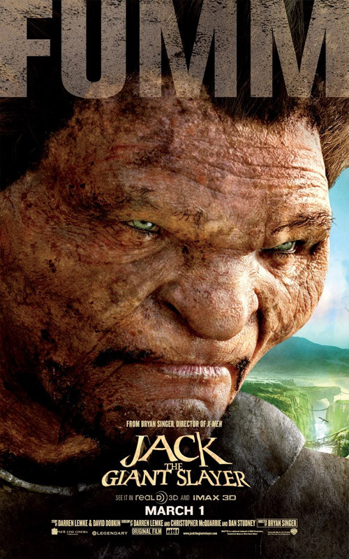Los gigantes de Jack the Giant Slayer