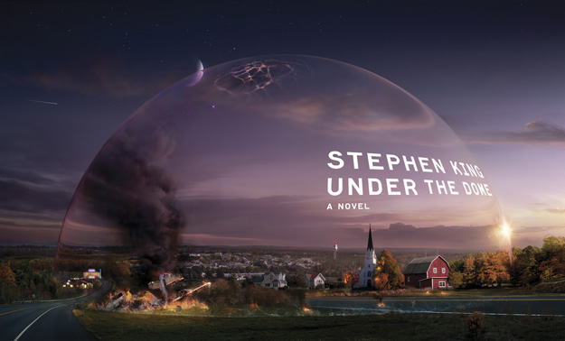 """Under the Dome"", una serie basada en la novela de Stephen King"