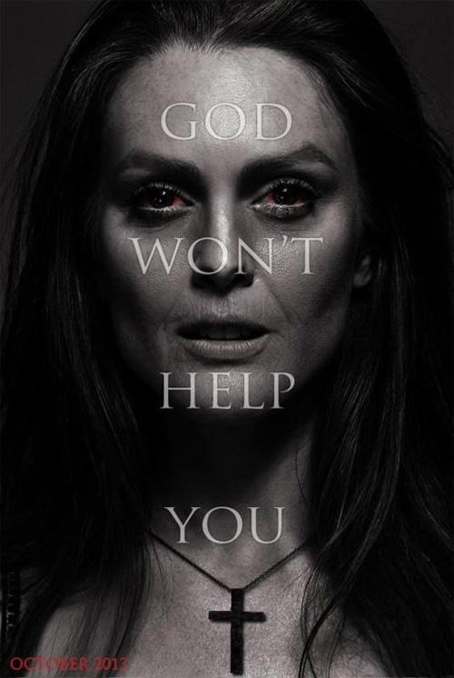 Un nuevo cartel de Carrie... de esos que meten el miedo en el cuerpo