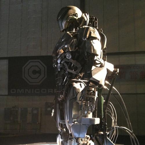 Saludemos al modelo EM-208, la antesala de lo que luego será el programa RoboCop