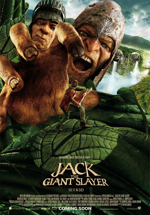 Un nuevo cartel de Jack the Giant Slayer