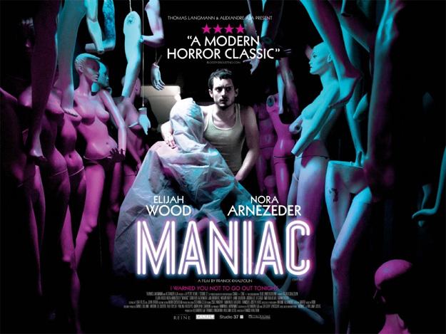 Un nuevo cartel de Maniac