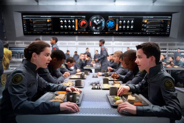 Una nueva imagen de El juego de Ender nos descubre a Petra Arkanian