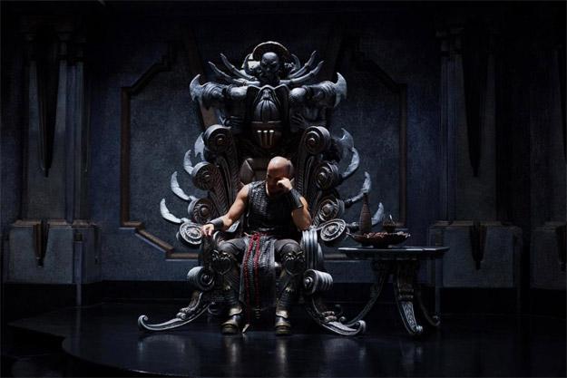 Riddick, no pinta nada mal la cosa