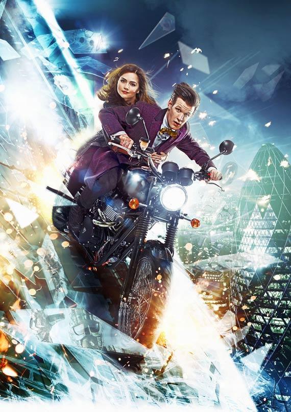 """El retorno del Doctor Who a la pequeña pantalla el 30 de marzo con """"The Bells of St John"""""""