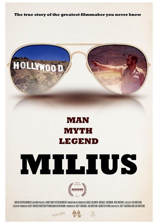 John Millius, historia viva de Hollywood y algunas de sus mejores obras