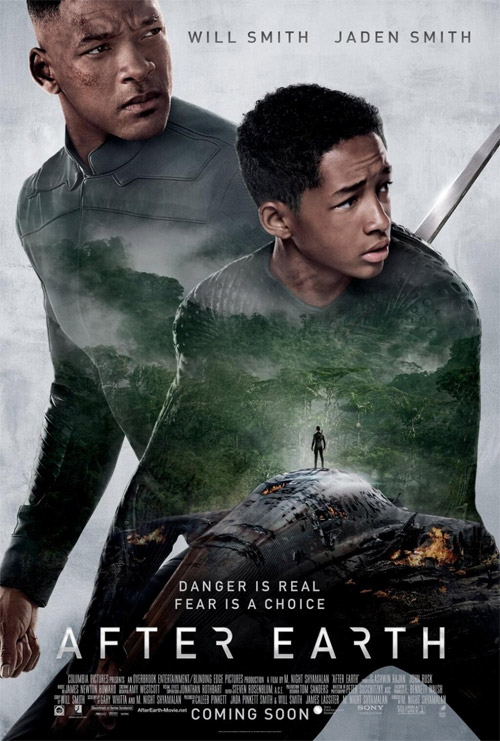 Un nuevo cartel de After Earth