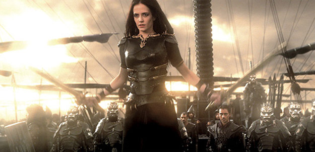 El primer vistazo a Eva Green como la villana de 300: el origen de un imperio