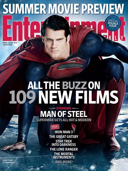 La portada del último número de Entertainment Weekly