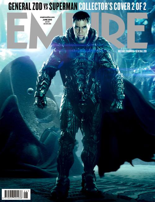 El General Zod en Krypton