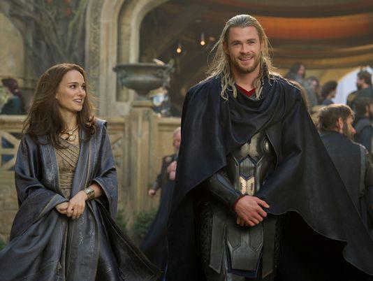 Una de las nuevas imágenes de Thor: el mundo oscuro