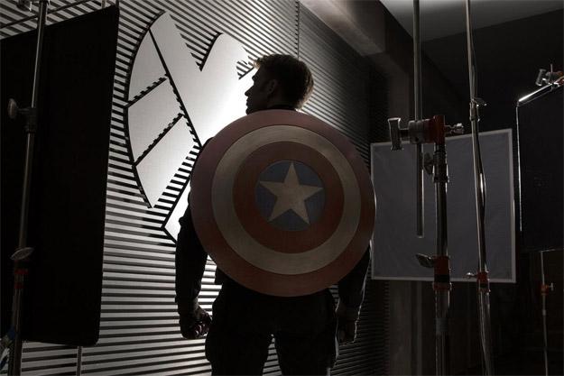 Comienza a rodarse Captain America: The Winter Soldier