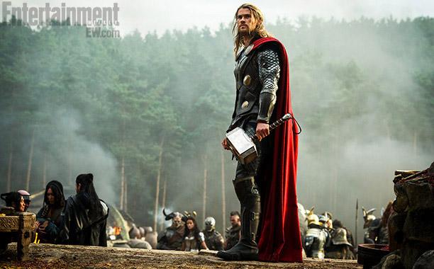 Una nueva imagen de Thor: el mundo oscuro