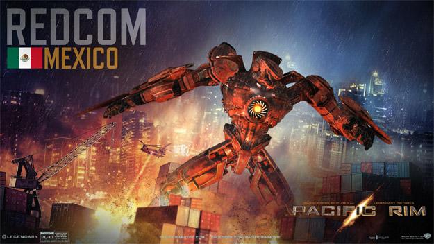 Redcom también de México