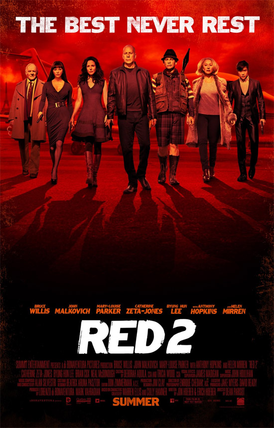 Un nuevo cartel de RED 2
