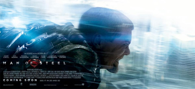 El General Zod dispuesto a partirle la cara a Superman