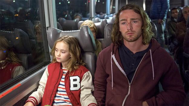 Los dos protagonistas principales de la serie, Bo y Tate