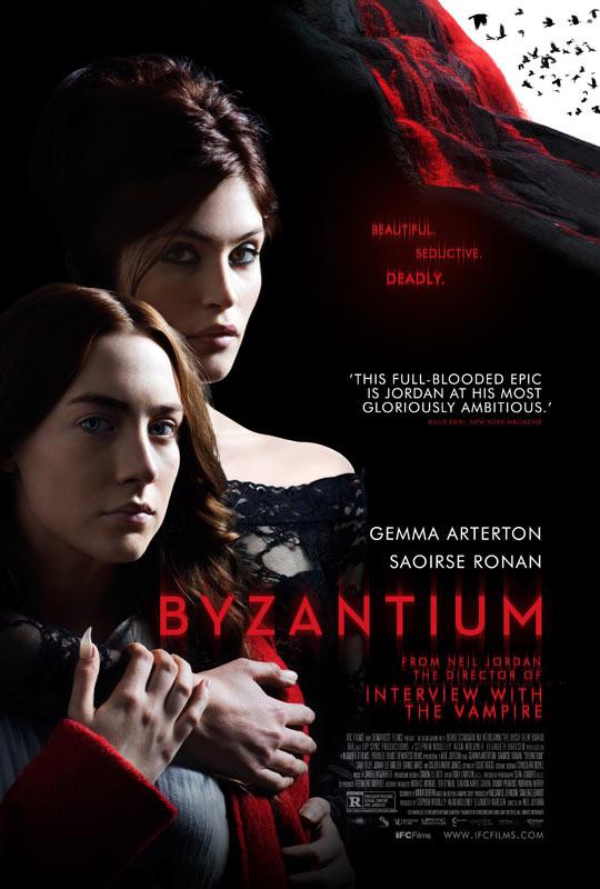 Uno de los carteles de Byzamtium