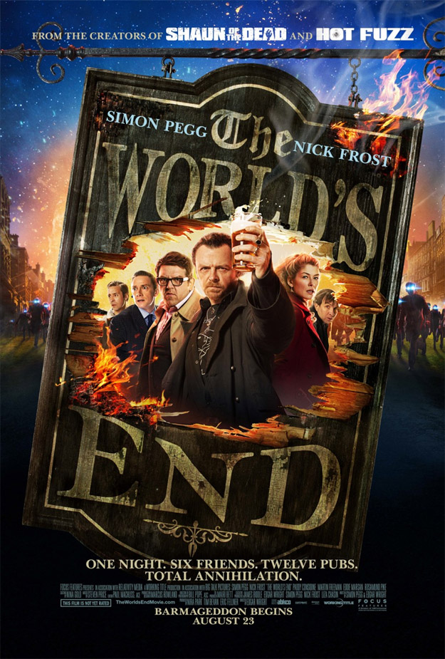 Gran cartel este de The World's End