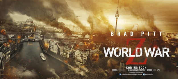 Nuevo cartel de Guerra Mundial Z