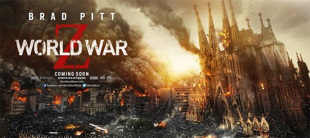 Un nuevo cartel de Guerra Mundial Z