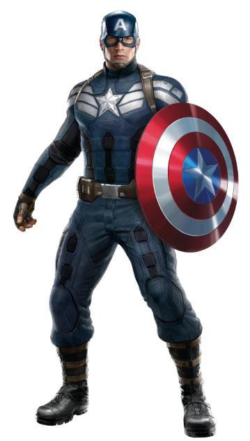 El nuevo traje del Capitán América del siglo XXI