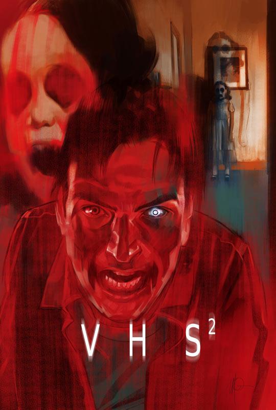 Un nuevo cartel de V/H/S 2