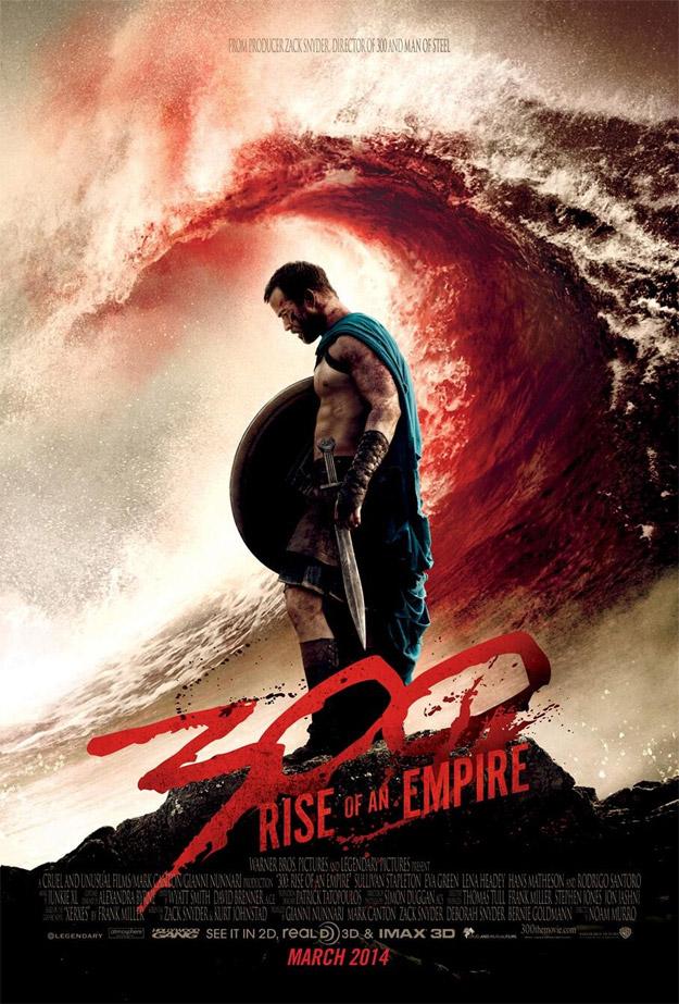 El nuevo cartel de 300: el origen de un imperio