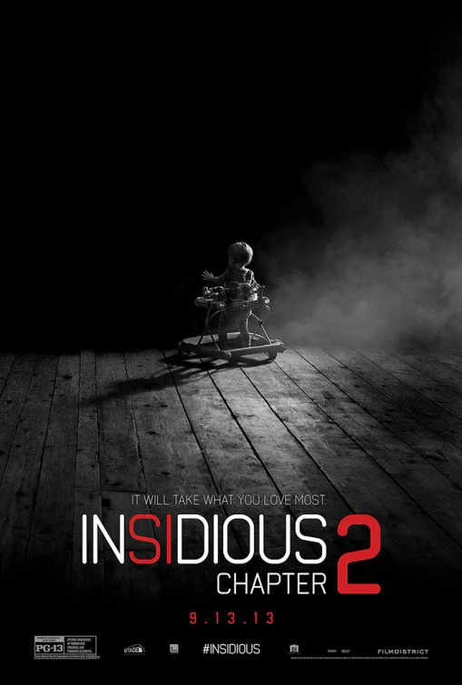 El primer cartel de Insidious Chapter 2 da canguelo