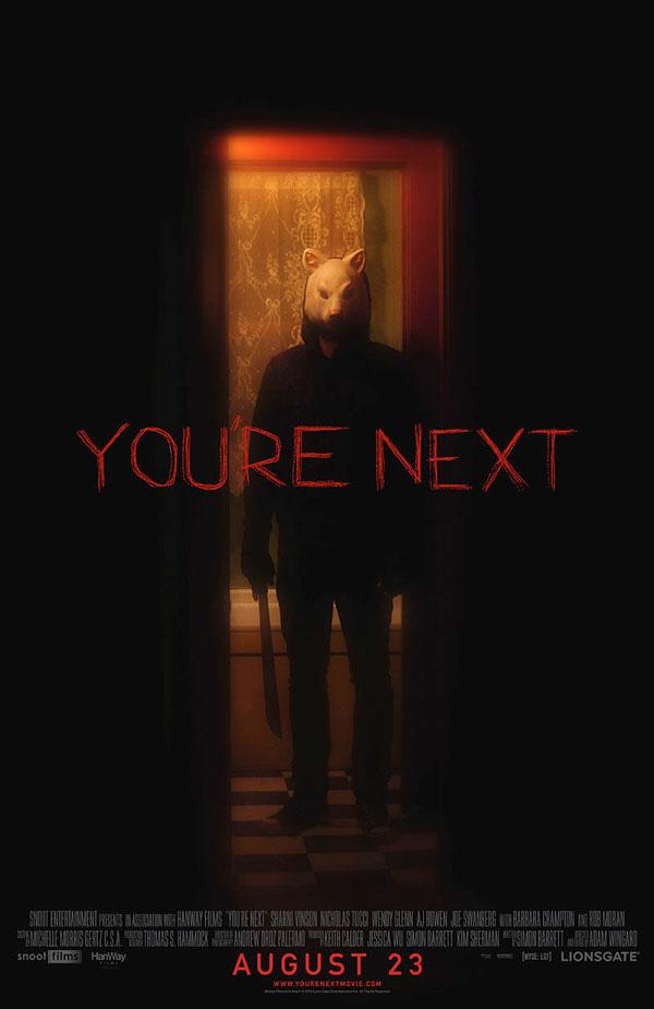 Un nuevo cartel de Tú eres el siguiente